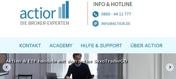 actior AG Hamburg